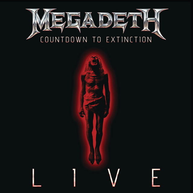 Artwork for Peace Sells - Live At The Fox Theater/2012 by Megadeth