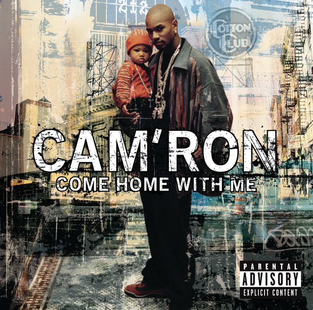 Cam'Ron album cover