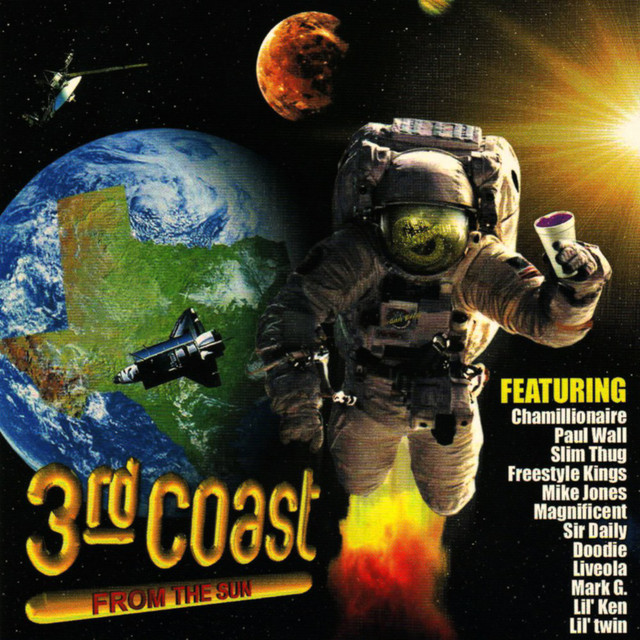 3rd Coast from the Sun (3rd Degree Ent. Presents)