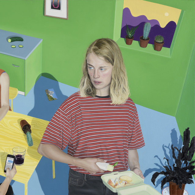 Cover art for Time's Been Reckless by Marika Hackman