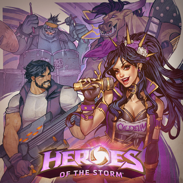 Heroes of the Storm (Original Game Soundtrack)
