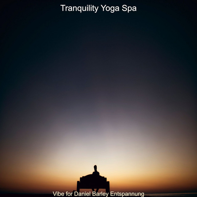 Album cover for Vibe for Daniel Barley Entspannung by Tranquility Yoga Spa