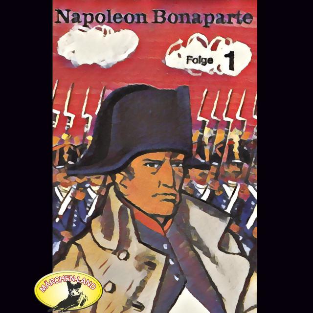 Napoleon Bonaparte, Folge 1 Cover