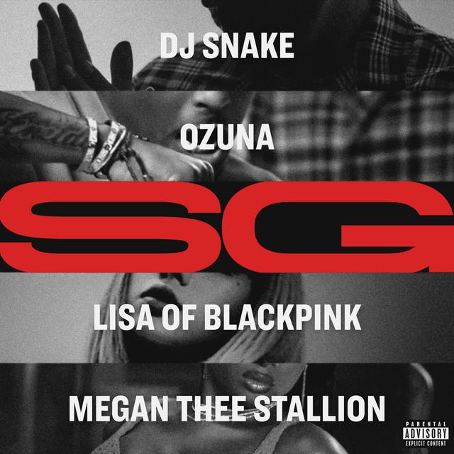 SG (with Ozuna, Megan Thee Stallion & LISA of BLACKPINK)