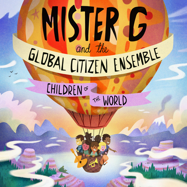 Children of the World by Mister G