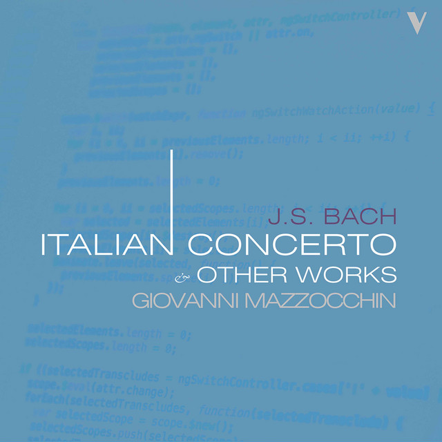J.S. Bach: Italian Concerto, BWV 971 & Other Works