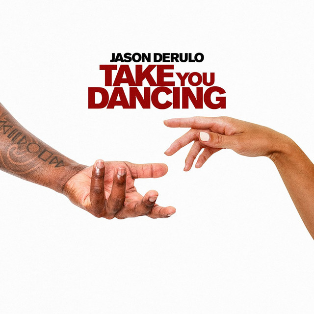 Take You Dancing cover