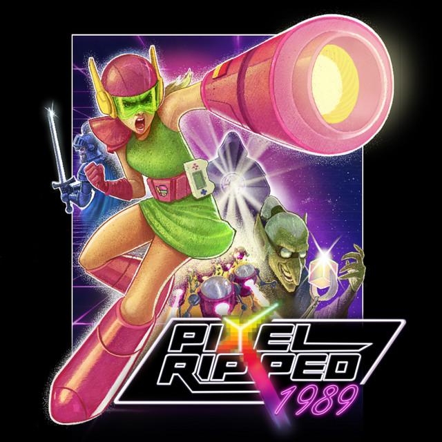 Pixel Ripped 1989 (Original Soundtrack)