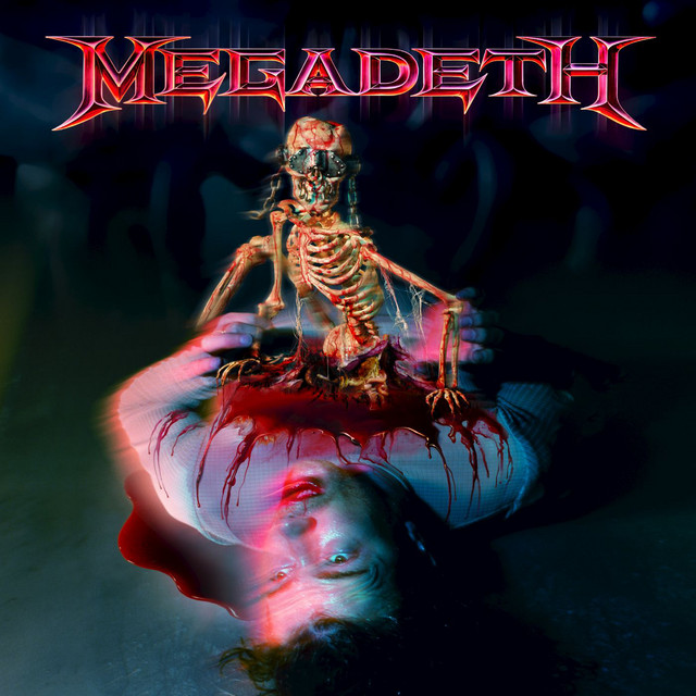 Artwork for Dread and the Fugitive Mind by Megadeth
