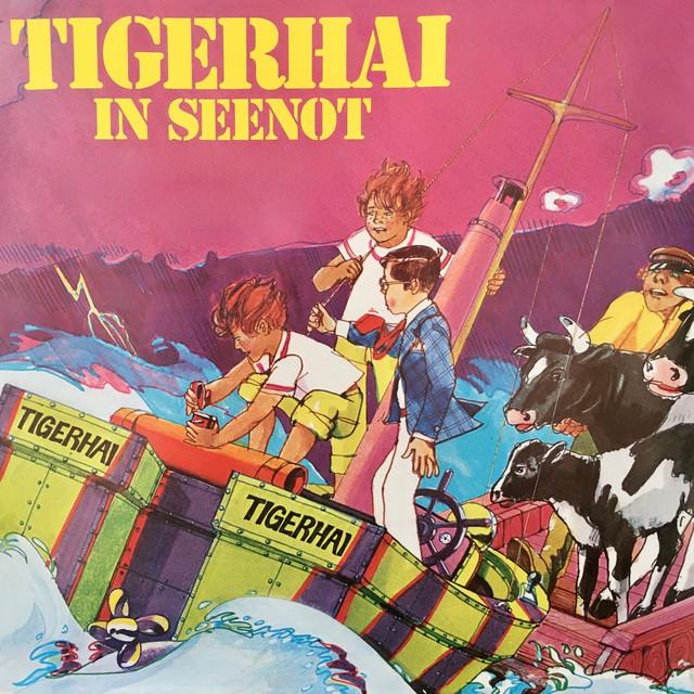 Folge 2: Tigerhai in Seenot Cover