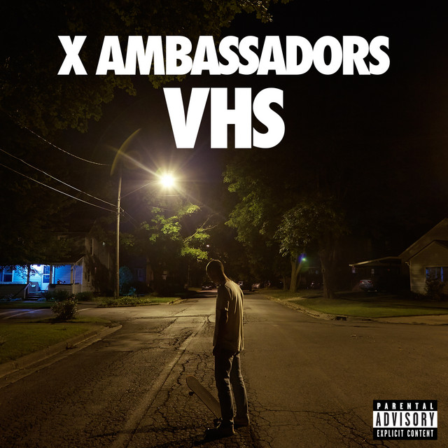 Cover art for Renegades by X Ambassadors