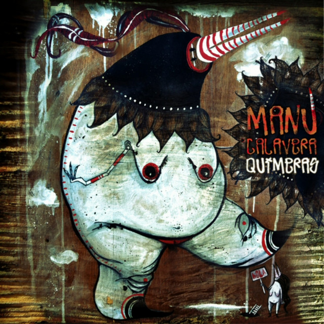 MANU CALAVERA – Quimeras