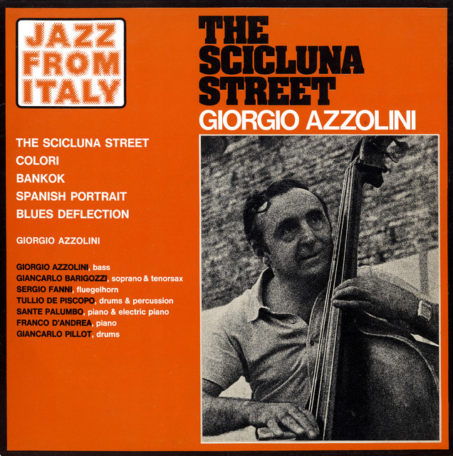Jazz from Italy - The scicluna street