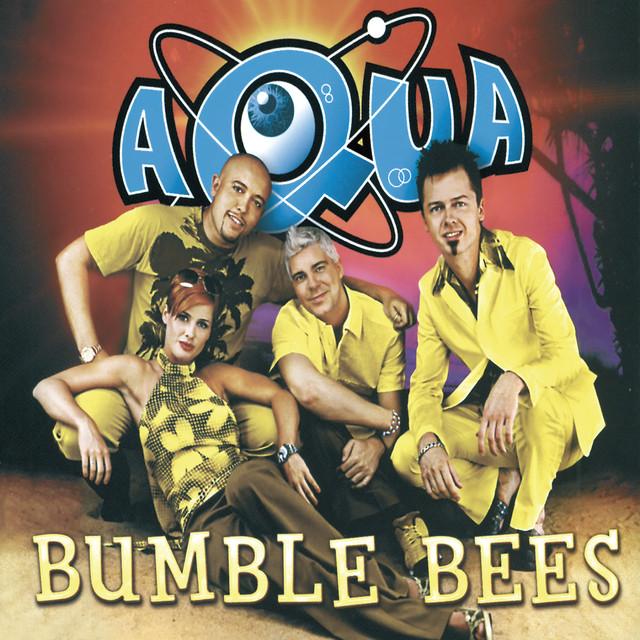 Artwork for Bumble Bees - K-Klass Klassic Radio Edit by Aqua