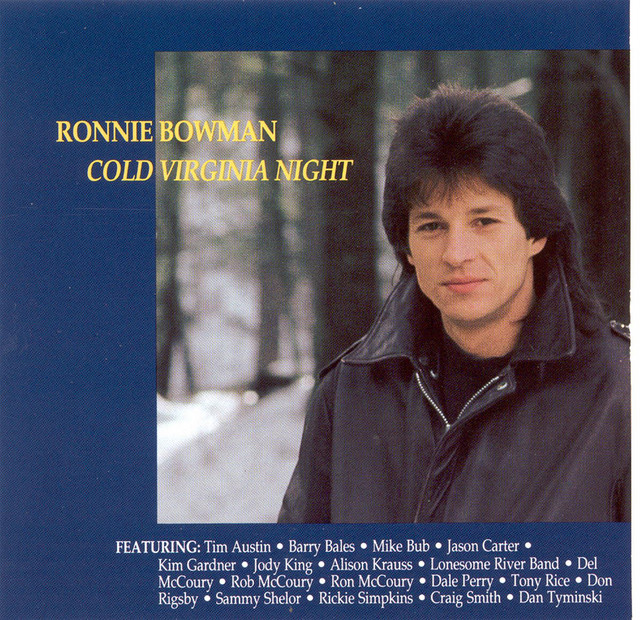 Ronnie Bowman