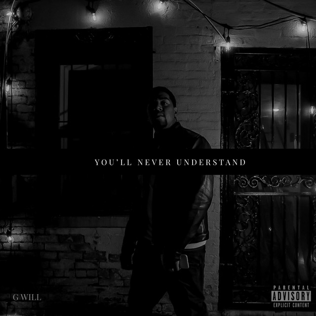 Album cover for You'll Never Understand by Gwill