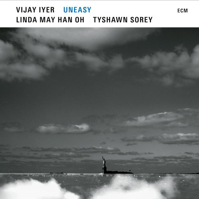 The album cover for Children Of Flint by Vijay Iyer, Linda Oh, Tyshawn Sorey.