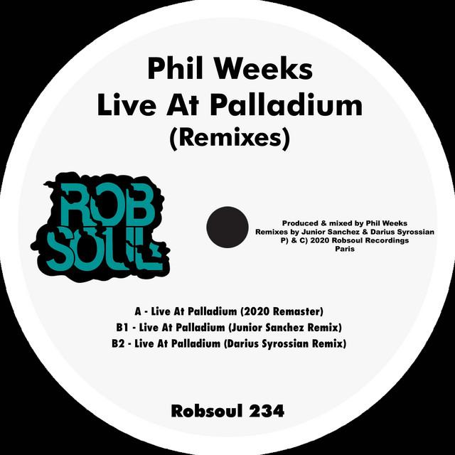 Live at Palladium (Darius Syrossian Remix) - Phil Weeks
