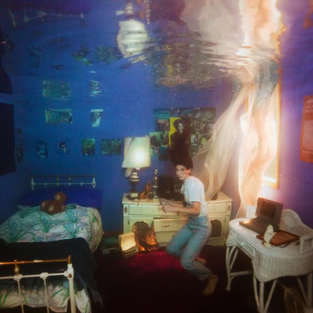 Skivomslag för Weyes Blood: Titanic Rising