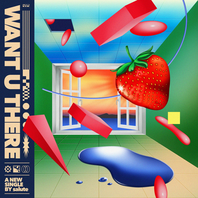 Want U There album cover