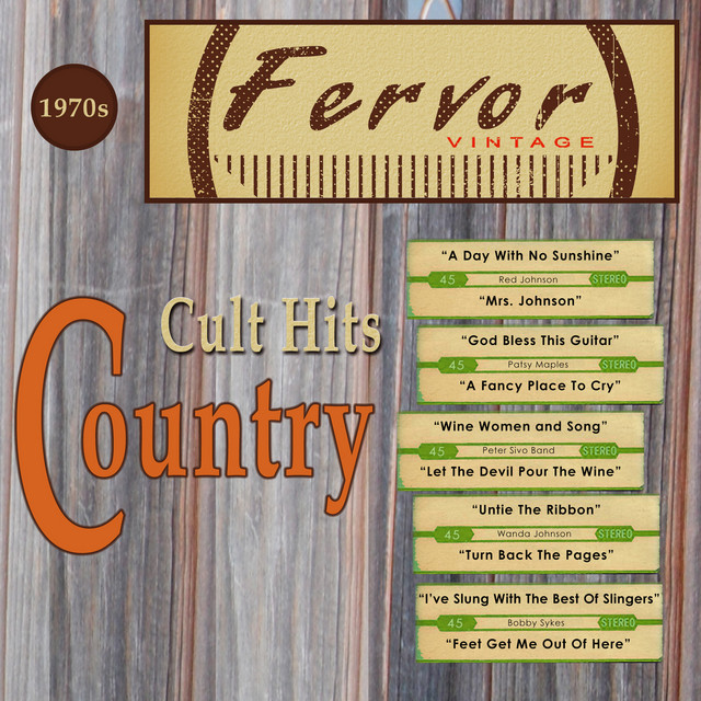 1970s Cult Hits Country