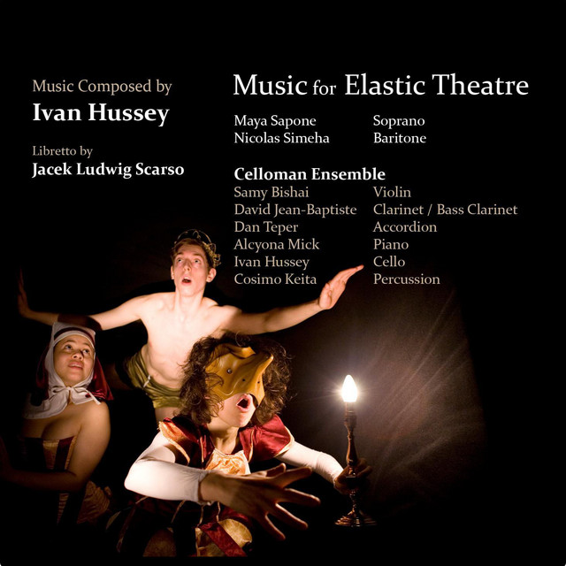 Music for Elastic Theatre: Baroque Box and Julius (Original Score)