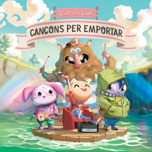 Cançons per emportar by Lali BeGood