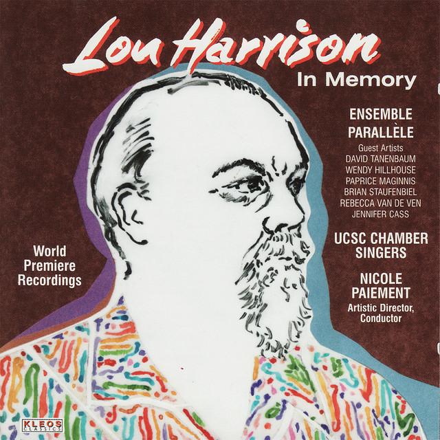 St Cecilia Mass - Lou Harrison