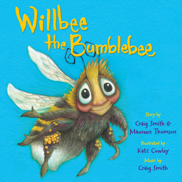 Willbee the Bumblebee by Craig Smith