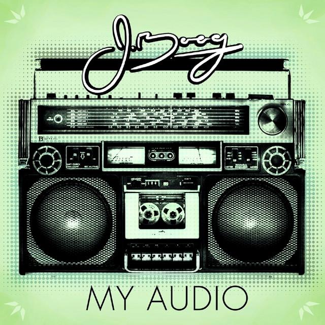 J Boog album cover
