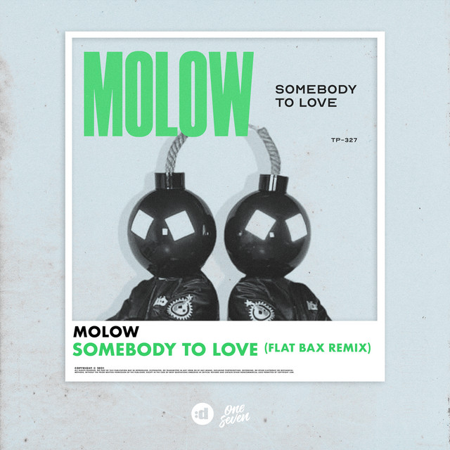 MOLOW - Somebody To Love (feat. Flat Bax)