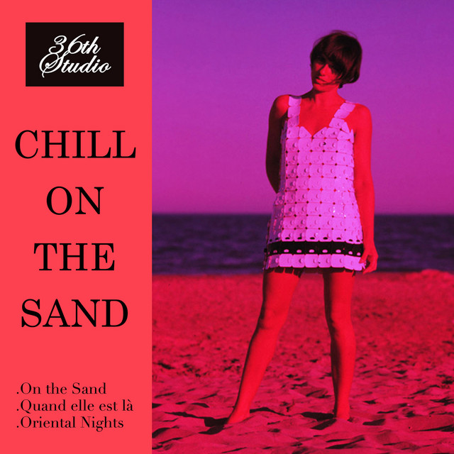 Chill on the Sand Image