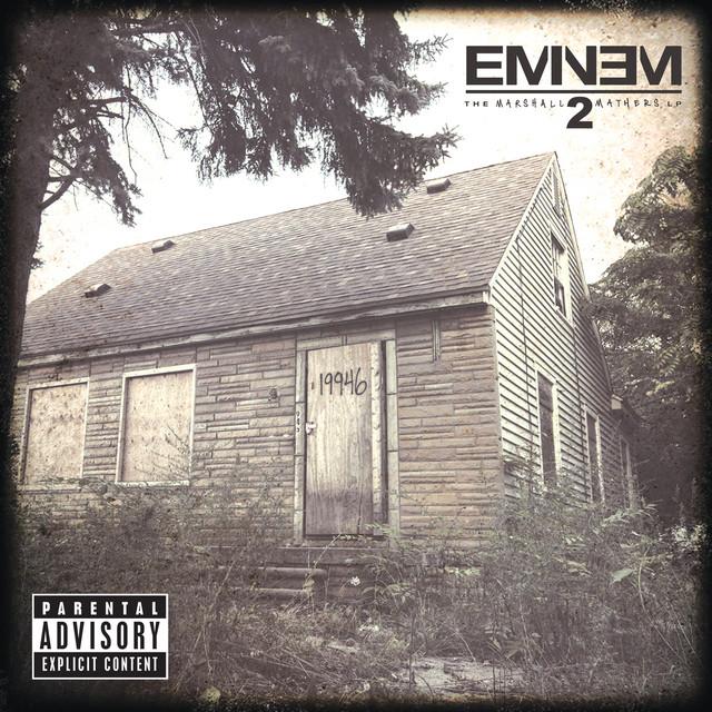 The Monster album cover