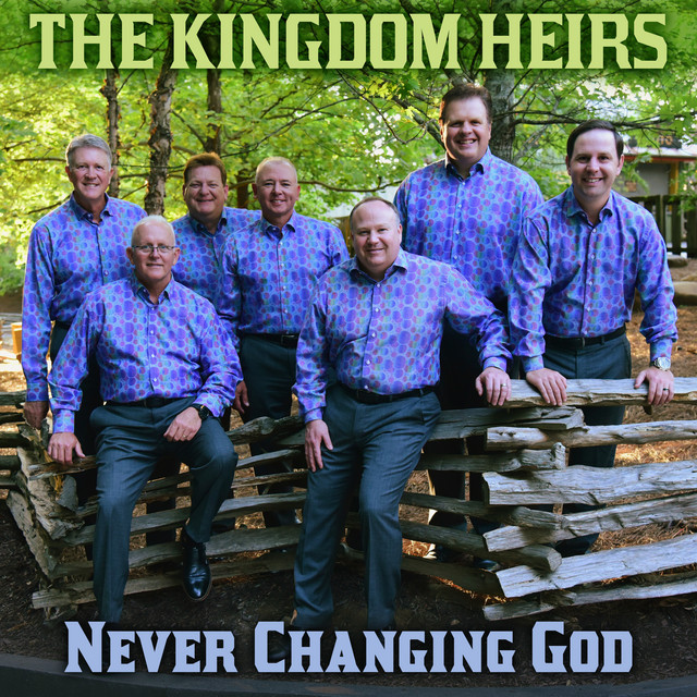 Never Changing God album cover