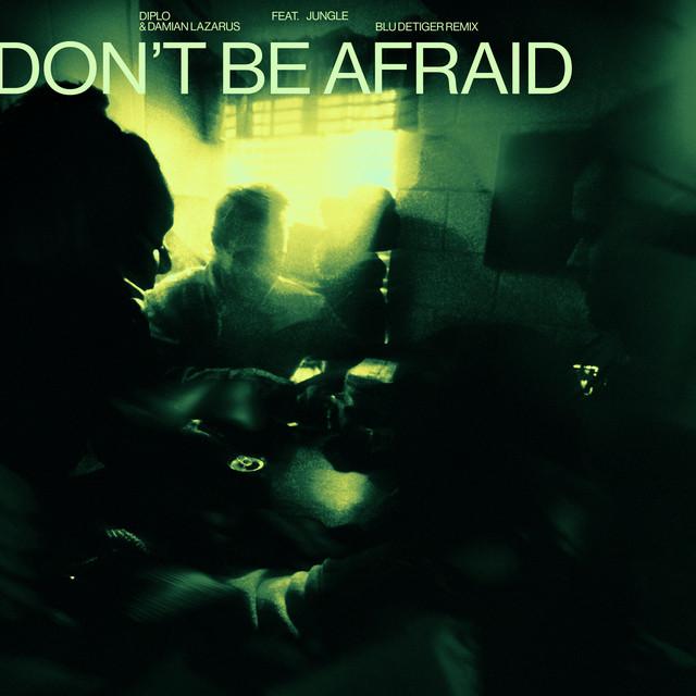 Don't Be Afraid (Blu DeTiger Remix) album cover