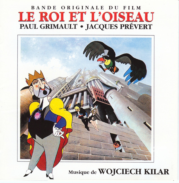 Le Roi Et L'Oiseau (Bande Originale Du Film)