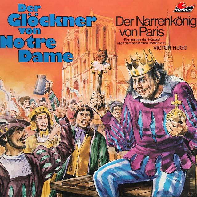Folge 1: Der Narrenkönig von Paris Cover