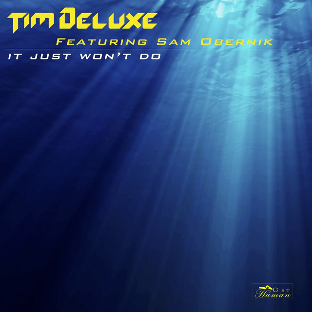 Tim Deluxe played on House Party Radio