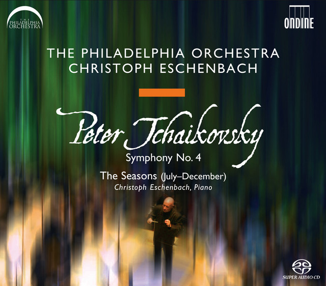 Tchaikovsky, P.I.: Symphony No. 4 / The Seasons