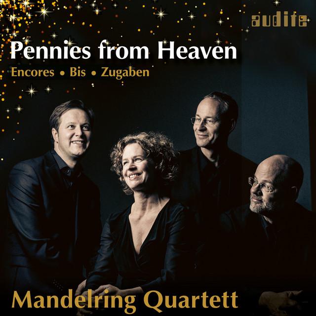Str Quartet album cover