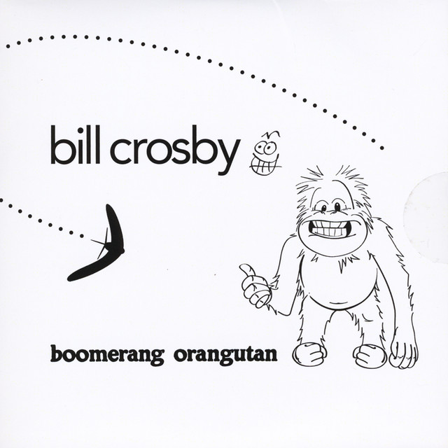Boomerang Orangutan by Bill Crosby