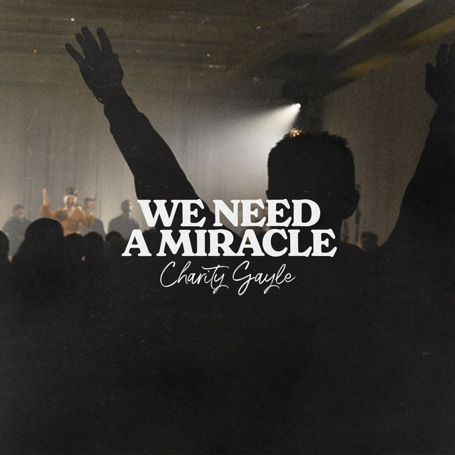 Charity Gayle - We Need a Miracle