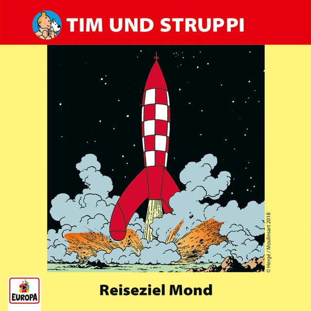004 - Reiseziel Mond Cover