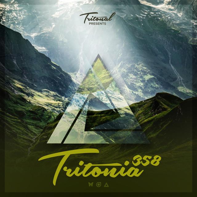Album cover for Tritonia 358 by Tritonal, Tritonal Tritonia Radio