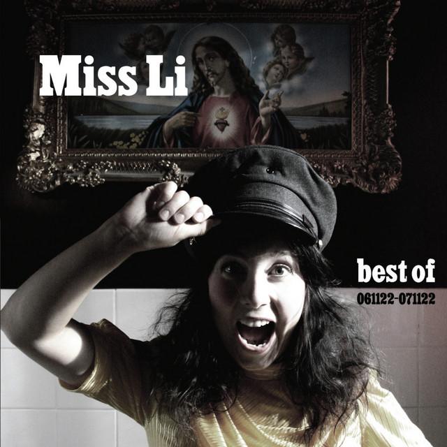 Skivomslag för Miss Li: Best Of 061122-071122