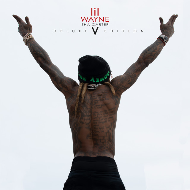 Tha Carter V (Deluxe) cover art