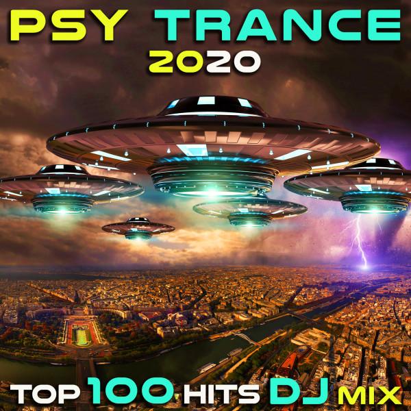 Psytrance 2020 Top 100 Hits DJ Mix