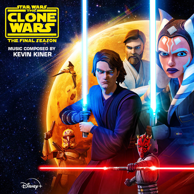 Star Wars: The Clone Wars - The Final Season (Episodes 9-12) [Original Soundtrack]