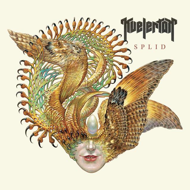 Album cover for Splid by Kvelertak
