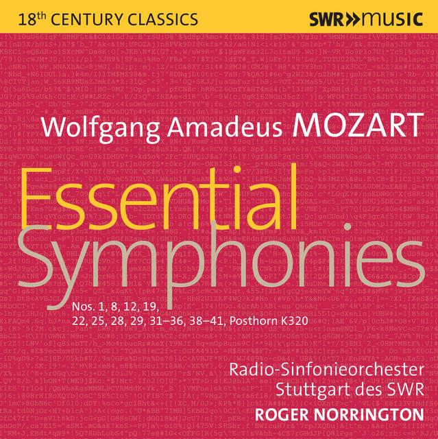 Mozart: Essential Symphonies (Live)